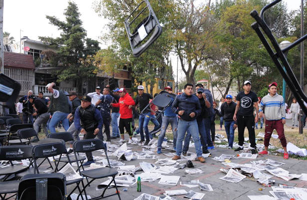 Otra vez se enfrentan Morena y PRD en Coyoacán