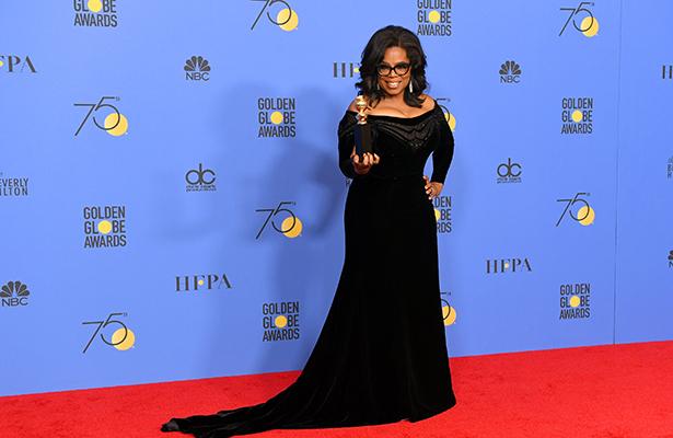 Estadounidenses no quieren a Oprah en la Casa Blanca, encuesta