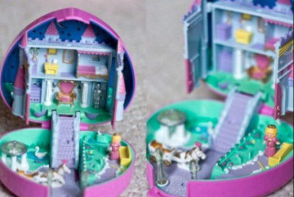 Muñecas Polly Pocket se subastan hasta por 10 mil dólares