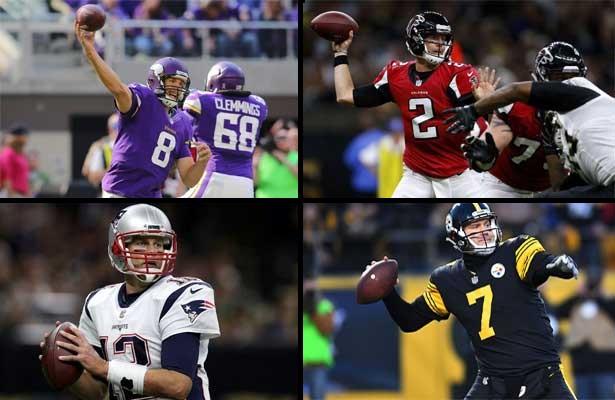 Pronósticos de la Ronda Divisional de la NFL
