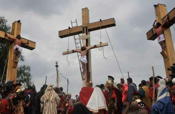 Iztapalapa inicia preparativos para celebrar la Semana Santa