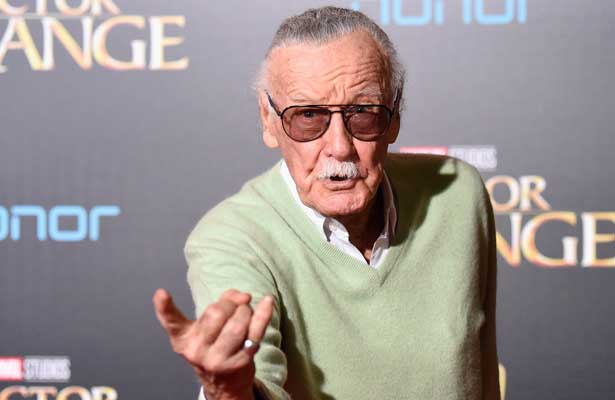 Denuncian a Stan Lee por acoso sexual