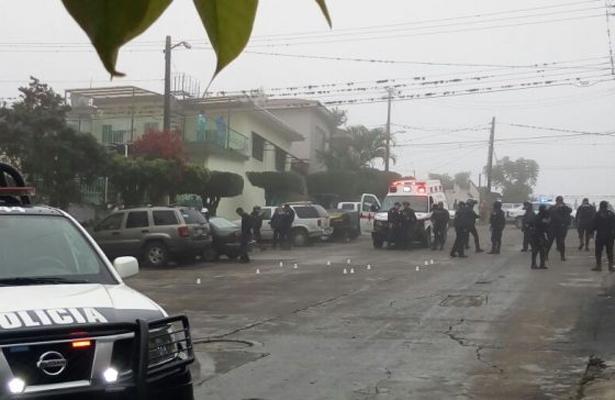 Taxista es asesinado en Veracruz