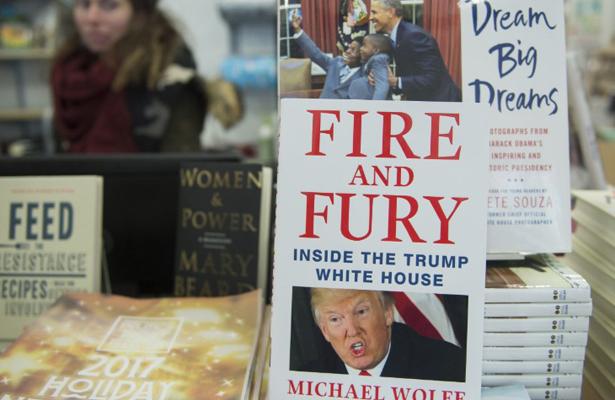 Trump fracasa en su intento de evitar la publicación de controversial libro
