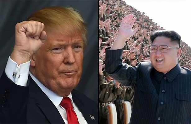 Trump esta dispuesto a dialogar con Corea del Norte