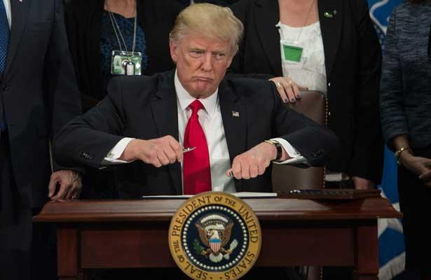 Trump, el peor presidente en política exterior en la historia de E.U: Los Angeles Times