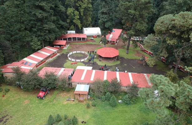 Sederec promueve turismo en zona rural de la CDMX