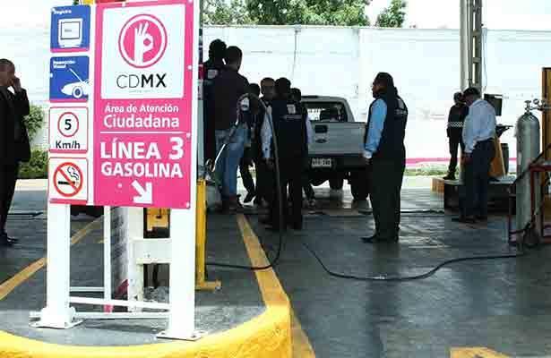 Autos de la CDMX no verificarán el primer semestre del año