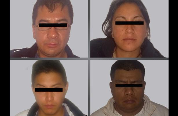 A proceso banda vinculada por el delito de robo de vehículo con violencia