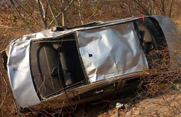 Volcaduras en Puebla dejan dos muertos