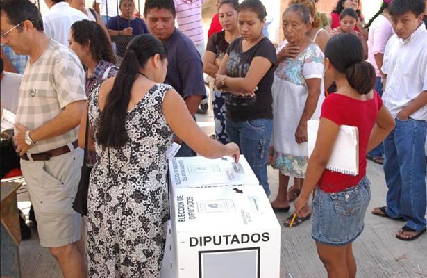 Senadoras del PRI solicitaron al INE realizar campañas de promoción del voto