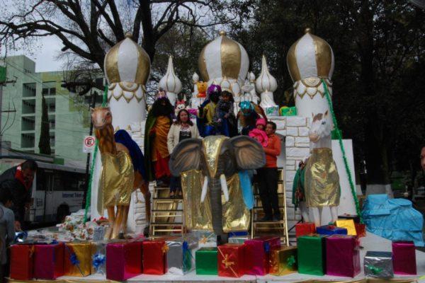 Los Reyes Magos también hacen su carta