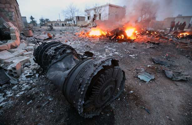 "Condenan silencio internacional por ""masacre"" de Turquía en Siria"