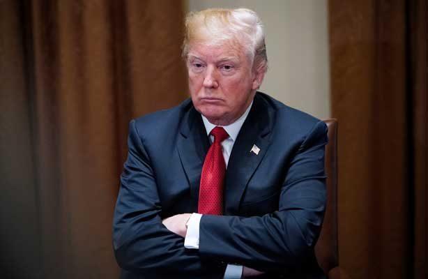 Hace berrinche, Trump llama a cerrar la Administración si su plan migratorio no sale adelante