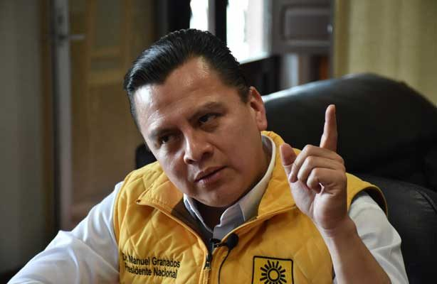 Agotada la figura del presidencialismo: Granados Covarrubias