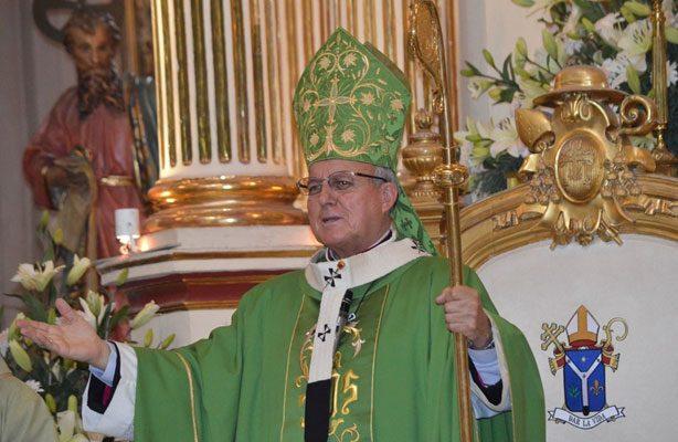 Arzobispo de San Luis Potosí llama a difundir el amor y el respeto a la vida