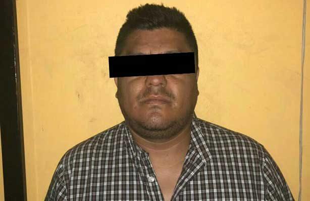 """PGR asegura integrante del crimen organizado Martín """"N"""", en Guerrero"""