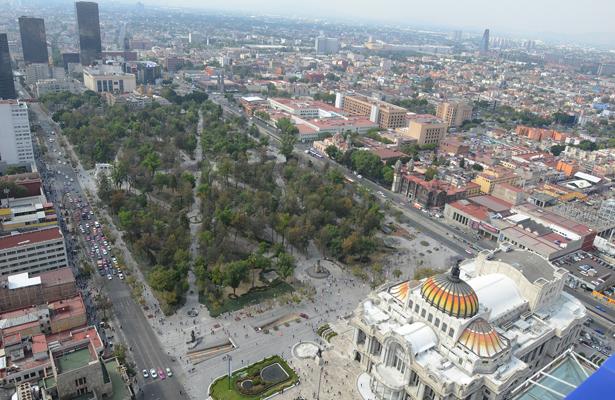-Fotorreportaje- La Alameda Central / Obligado paso por nuestra historia