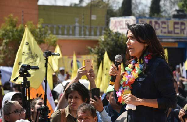 Tláhuac no se resigna a la violencia: Barrales