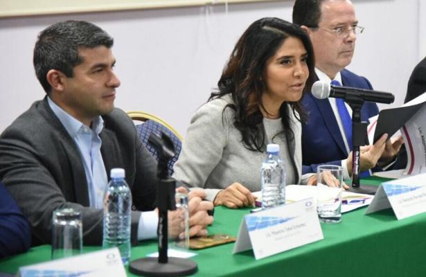 Propone Barrales a empresarios plan maestro para el desarrollo económico