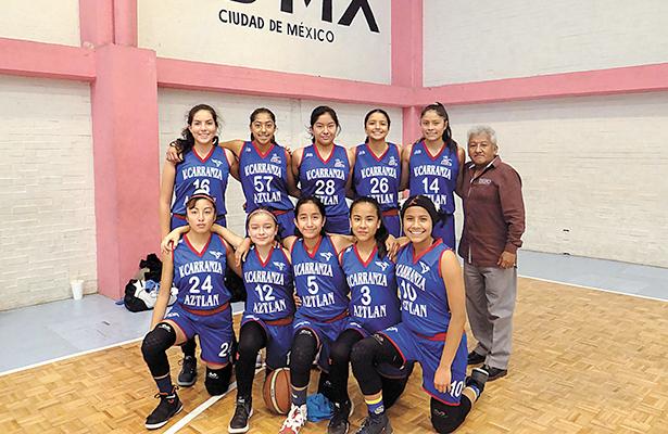 V.Carranza y Miguel Hidalgo, por el título de los Juegos Deportivos Infantiles, Juveniles y Paralímpico