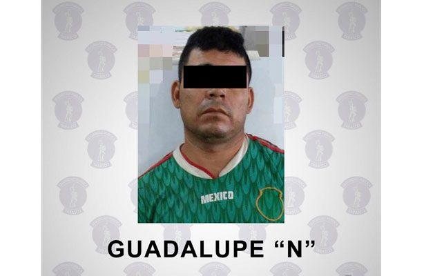 Captura SSP, en Villahermosa, a líder de grupo criminal dedicado al secuestro y extorsión