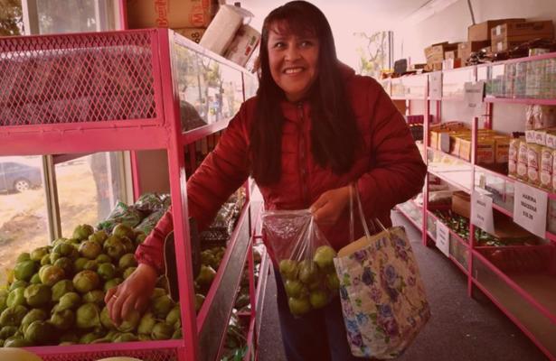 """Familias de Iztapalapa se beneficiaron mediante el programa """"CEDA en tu Colonia"""""""