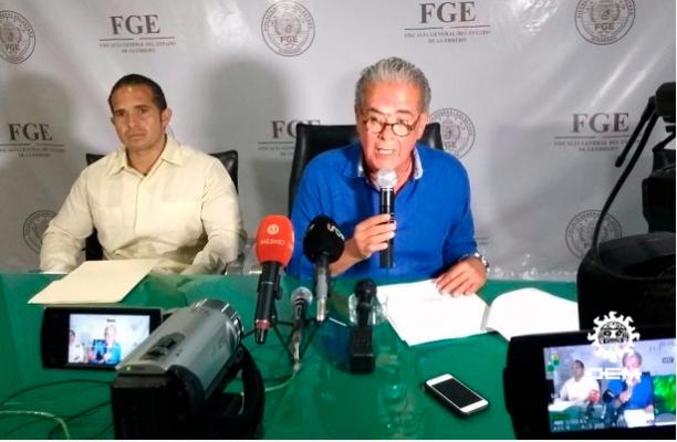 """Fiscalía relaciona con delincuencia organizada muerte de sacerdotes y """"Nana Pelucas"""""""