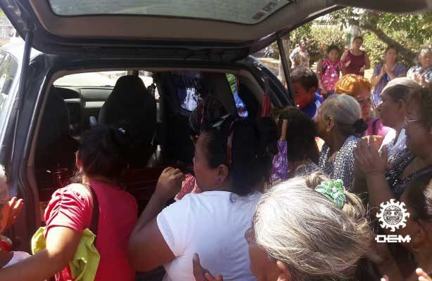 Despiden a sacerdote asesinado en Taxco de Alarcón