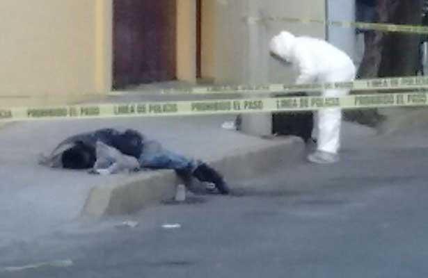 Ultimado de dos balazos en Xochimilco