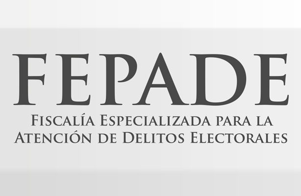Fepade imparte conferencia en materia electoral a integrantes de 60 OSC
