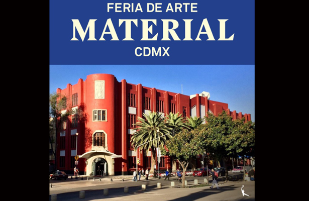 En la CDMX se realiza la Feria de Arte Material