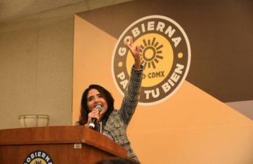 Formaliza PRD candidatura de Barrales a la jefatura de gobierno