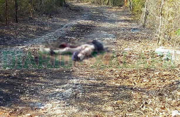 Hombre fue ejecutado cerca de telesecundaria en Xalapa