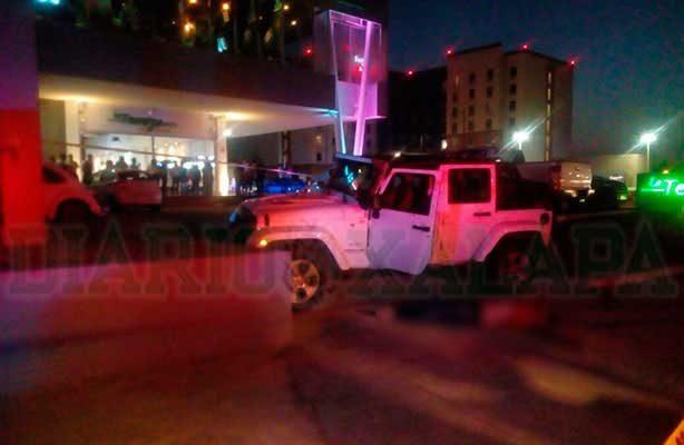 Asesinan a hijo de líder de la CTM, en Coatzacoalcos; hay dos heridos