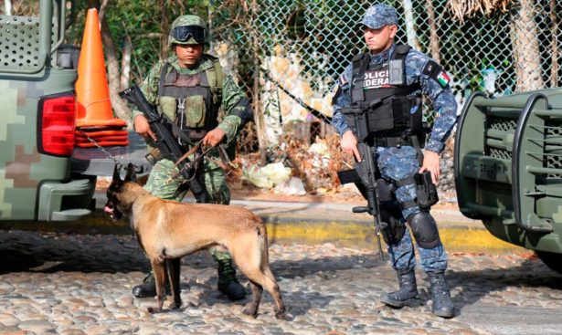 Realizan Operativo de Seguridad en zona poniente de Acapulco