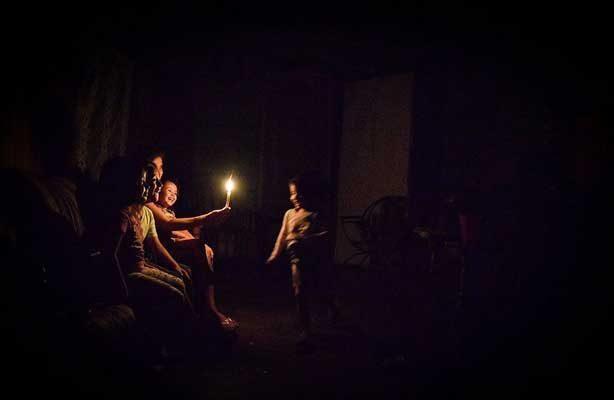 Malacatán, la ciudad fronteriza sin luz