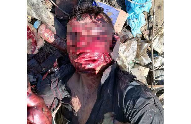 Lo ejecutaron a machetazos y lo abandonaron en el basurero de Jamiltepec