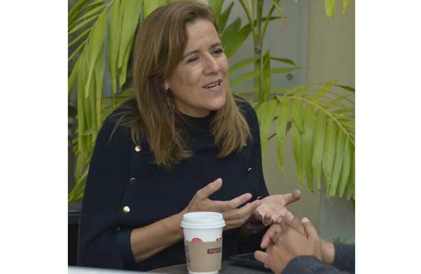 """Margarita Zavala pide """"no tomar decisiones irracionales"""" en los próximos comicios"""