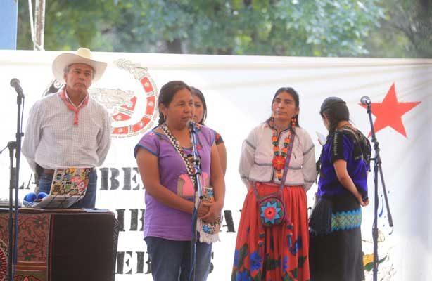 Un México diferente podrá alcanzarse con la participación de todos: Marichuy