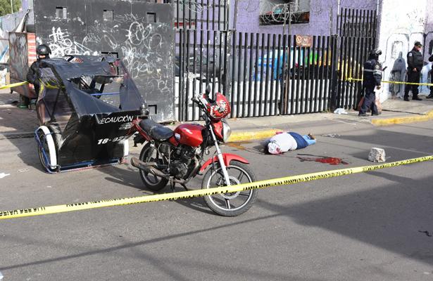 Mujer muere a bordo de mototaxi