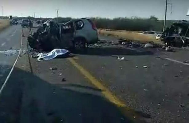 Mortal accidente dejó como saldo tres muertos