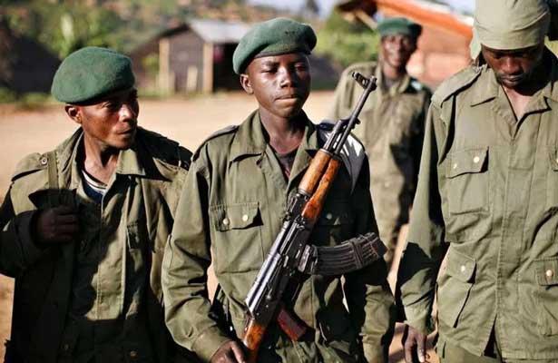 Liberan a más de 300 niños soldados en Sudán del Sur, según Unicef