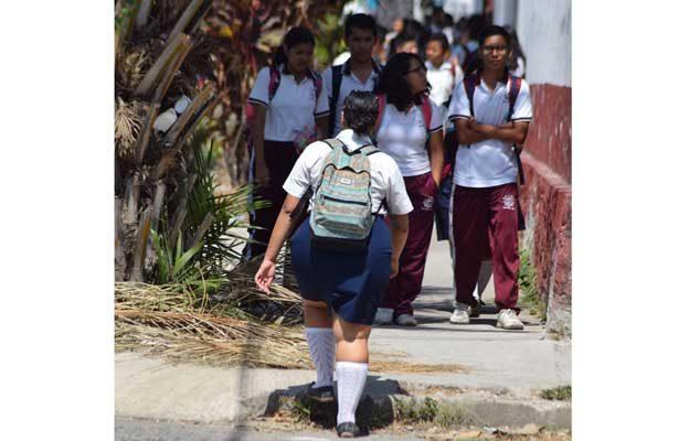Obesidad castiga a niños en la frontera sur