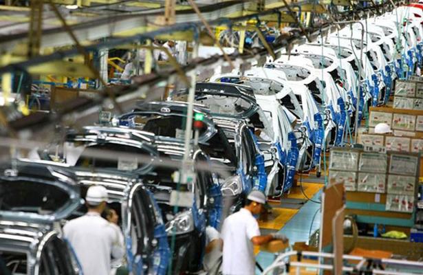 Producción y exportación de autos de México crecen en enero