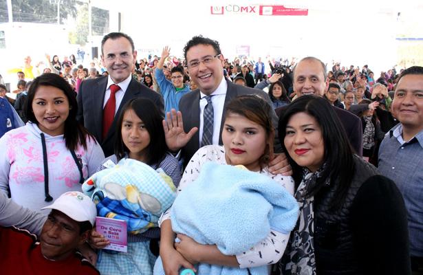 """Recibe Xochimilcojornada por la salud""""Reconstruyendo nuestros derechos"""""""