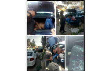 SSEM libera víctima de secuestro tras denuncia anónima