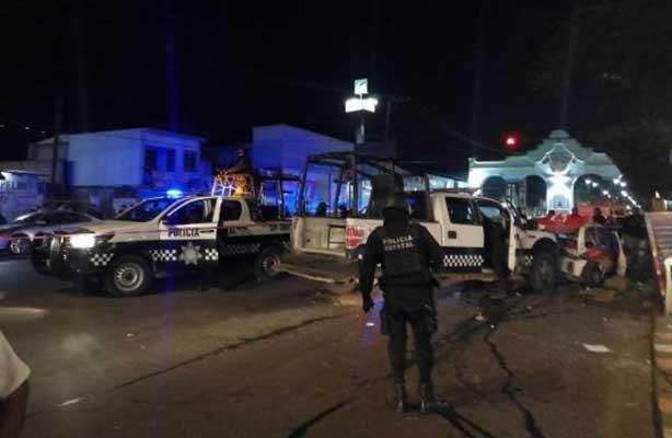 Mueren 7 secuestradores en operativo en Veracruz