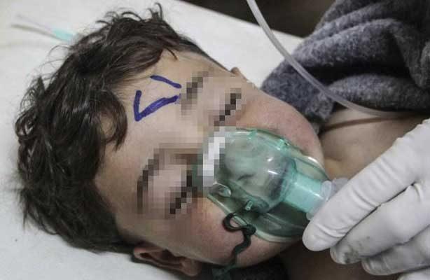 """Macron: Francia """"atacará"""" si hay """"pruebas fehacientes"""" del uso de armas químicas en Siria"""