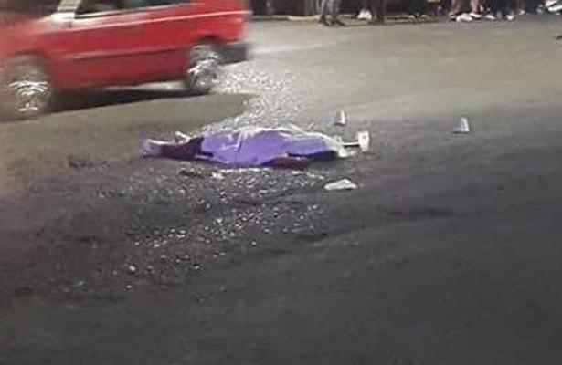 Una lluvia de balas acabó con su vida frente a 'La Tijera'